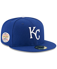 New Era Kansas City Royals Sandlot Patch 59Fifty Fitted Cap