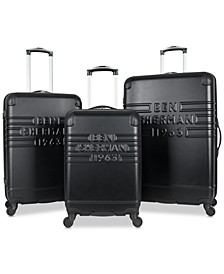 Ripon 3-Pc. Hardside Wheeled Luggage Set
