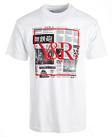 Young & Reckless Men's Graphic Cotton T-Shirt
