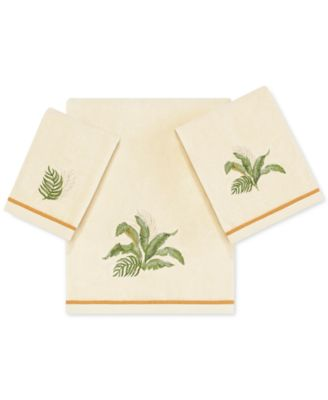 Tommy Bahama Home Tommy Bahama Palmiers Cotton Embroidered Bath