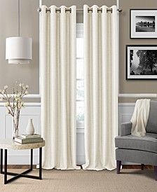Brooke Faux Silk Blackout Curtain Collection
