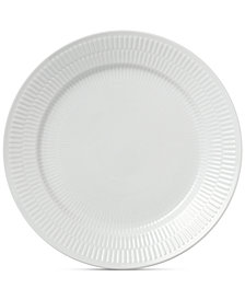 Royal Copenhagen White Fluted Dinner Plate