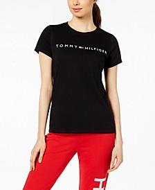 Crew-Neck Graphic T-Shirt