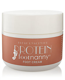 Footnanny Protein Foot Cream, 8-oz.