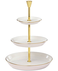 kate spade new york 3-Tiered Jewelry Holder