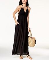d44bd133ea Raviya Strappy-Back Maxi Dress Cover-Up