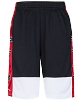 f71da8176578 Jordan Big Boys Colorblocked Rise Shorts