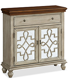 Kendall Two-Door Cabinet, Quick Ship