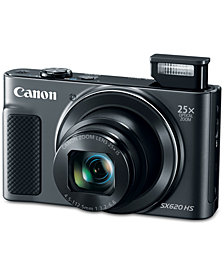Canon PowerShot SX620 Black HS Kit