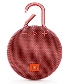 Clip 3 Waterproof Bluetooth Speaker