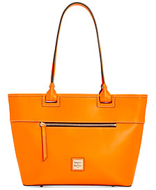 Dooney & Bourke Beacon Ziptop Tote