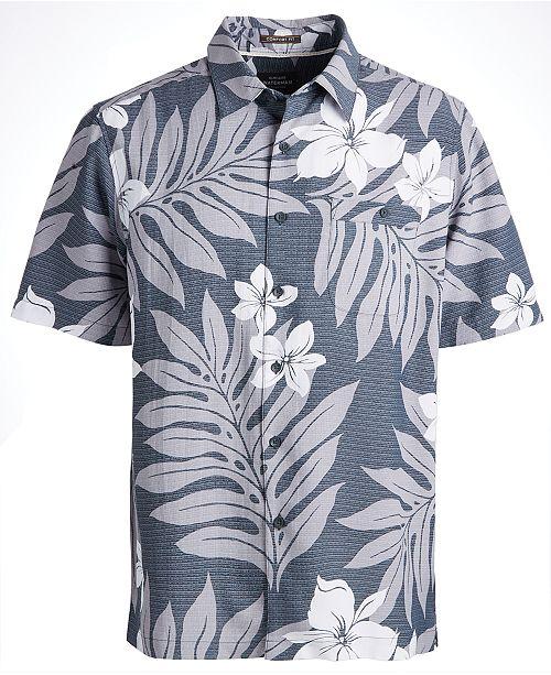 Quiksilver Quiksilver Men's Shonan Hawaiian Shirt