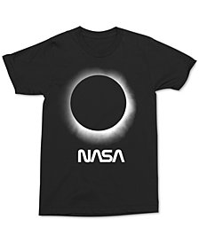 Changes Men's NASA Lunar Eclipse Graphic T-Shirt