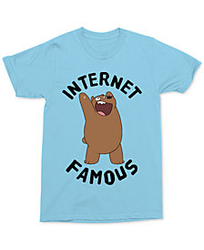 Changes Men's Internet Famous Graphic T-Shirt