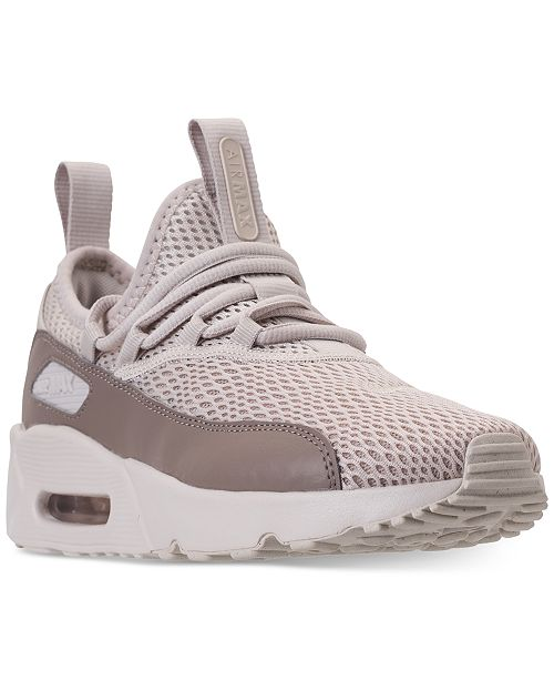 Nike Boys' Air Max 90 Ultra 2.0 Ease Casual Sneakers from Finish