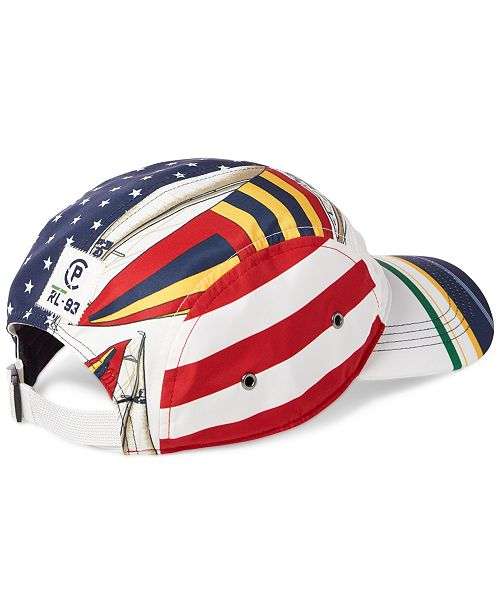 aa2576951e6eb Polo Ralph Lauren CP-93 Limited-Edition Five Panel Cap   Reviews ...