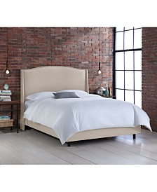Martha Stewart Collection™ Bedford Collection Vivienne Bed, Quick Ship, Created For Macy's