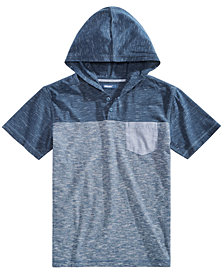 Univibe Big Boys Cesar Hooded T-Shirt
