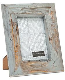 """Godinger 5"""" x 7"""" Gray Barn Picture Frame"""