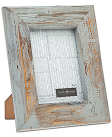 "Philip Whitney 5"" x 7"" Gray Barn Picture Frame"