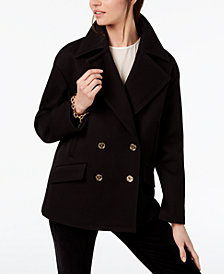 MICHAEL Michael Kors Double-Breasted Jacket