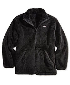 32 Degrees Big Boys Faux-Shearling Jacket