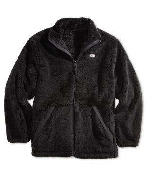 Image of 32 Degrees Big Boys Faux-Shearling Jacket