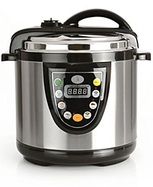 6.3-Qt. Electric Pressure Cooker