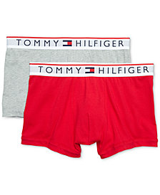 Tommy Hilfiger Men's 2-Pk. Modern Essentials Trunks