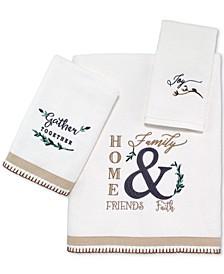 Modern Farmhouse Bath Towel Collection