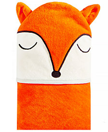 First Impressions Baby Boys & Girls Fox Towel, Created for Macy's