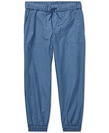 Polo Ralph Lauren Little Boys Cotton Poplin Jogger Pants