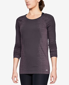 Under Armour Seamless Long-Sleeve Top