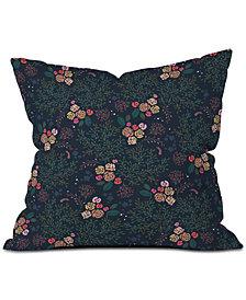 Deny Designs Iveta Abolina Camellia Garden Throw Pillow