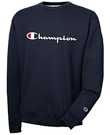 Men's Powerblend Fleece Logo Sweatshirt