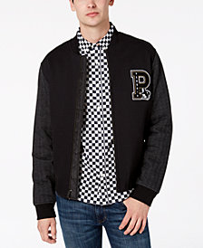 Original Penguin Men's Slim-Fit Varsity Jacket, Created for Macy's