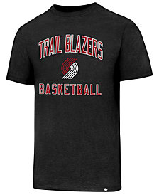 '47 Brand Men's Portland Trail Blazers 6th Man Club T-Shirt