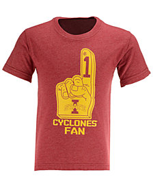 Wes & Willy Iowa State Cyclones #1 Fan T-Shirt, Toddler Boys (2T-4T)