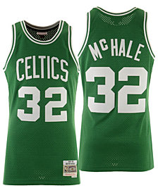Mitchell & Ness Men's Kevin McHale Boston Celtics Hardwood Classic Swingman Jersey