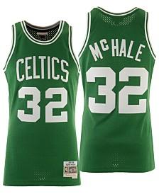 Mitchell & Ness Men's Kevin McHale Boston Celtics Hardwood Classic Swingman Jersey