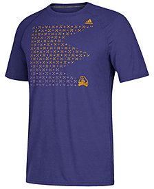 adidas Men's East Carolina Pirates Sideline Sequel T-Shirt