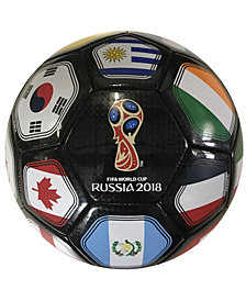 Icon Sports Group FIFA World Cup 2018 World Cup Flag Ball