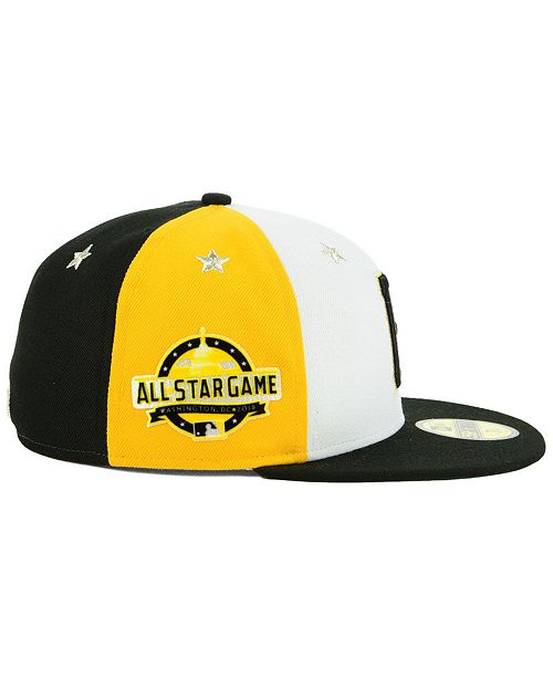 finest selection 7f156 f6063 ... FITTED Cap  New Era Boys  Pittsburgh Pirates All Star Game w Patch  59FIFTY FITTED ...