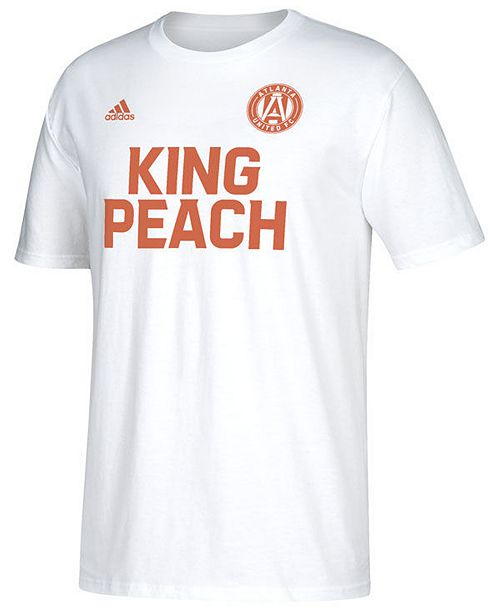 wholesale dealer 8c8fb e6cb6 adidas Men's Atlanta United FC Jersey Hook T-Shirt & Reviews ...