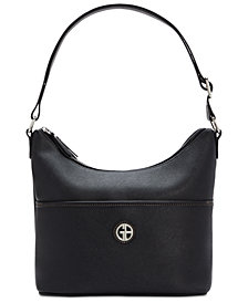 Giani Bernini Saffiano Hobo, Created for Macy's