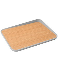 Leo Collection Bamboo Anti-slip Cutting Board