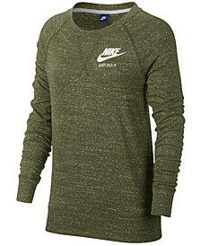 Nike Sportswear Gym Vintage Crew Sweatshirt