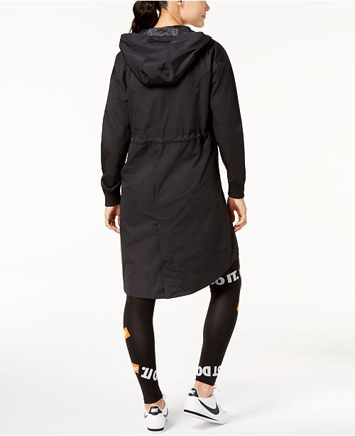 b06c41e3f6 Nike Sportswear Windrunner Long Jacket   Reviews - Jackets   Blazers ...