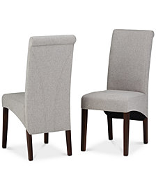Easton Dining Chair (Set of 2), Quick Ship
