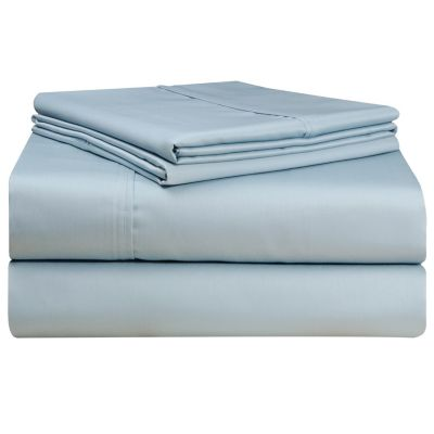 Solid 4-Pc. King Extra Deep Sheet Set, 500 Thread Count Cotton Sateen